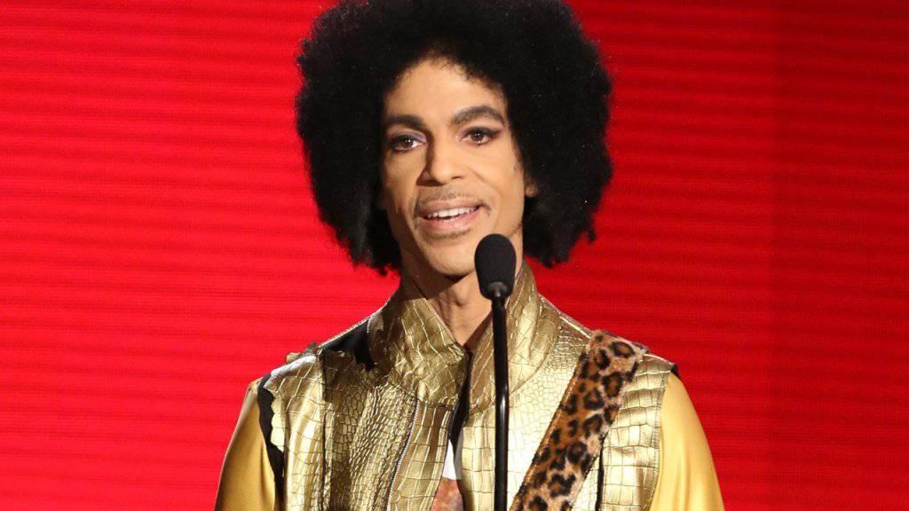 Prince hofft, dass seine Fans auch Leseratten sind. (Archivbild)