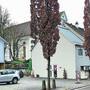 Der Platz vor dem Gasthaus «Sternen» in Wohlen ist nun doch nicht autofrei.