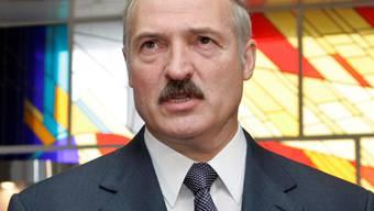 Weissrusslands Präsident Lukaschenko bildet seine Regierung um