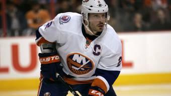Mark Streit, Captain der New York Islanders.