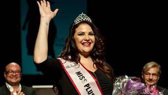 Erste Miss Plus Size Wahl der Schweiz in Baden