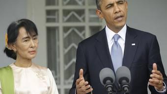 Neues Kapitel für Beziehung zwischen USA und Burma