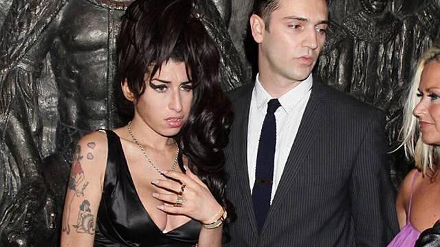 Reg Traviss: keine Augen für Amy Winehouse (Archiv)