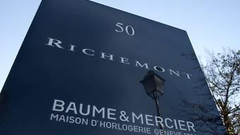 Rolle rückwärts: Beim Luxusgüterkonzern Richemont wird der CEO-Posten wieder eingeführt. (Archivbild)