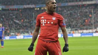 Bayerns Douglas Costa darf nicht am olympischen Fussball-Turnier teilnehmen