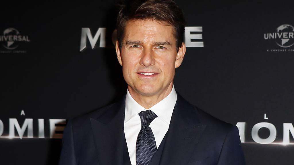 «Top Gun»-Fortsetzung mit Tom Cruise erneut verschoben