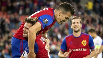 Europa League, Gruppenphase, FC Basel - FK Krasnodar (19.09.2019)