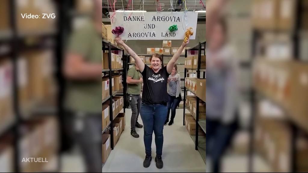 Radio Argovia bezahlt einer Aargauerin die Steuerrechnung