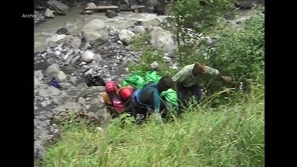 Rückblick: Schwere Unglücke in der Schweiz
