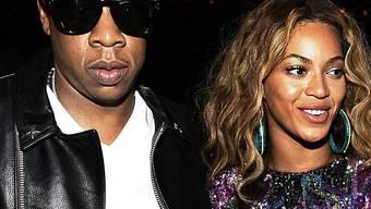 Jay-Z und Beyoncé sind Grossverdiener (Archiv)