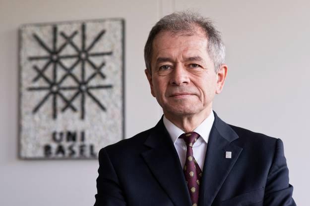 Antonio Loprieno: «An jeder Universität gibt es Mobbing-Fälle.»