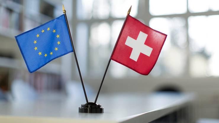 Die volle Souveränität ist eine Schweizer Lebenslüge.