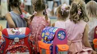 Heute wird ins neue Schuljahr gestartet.