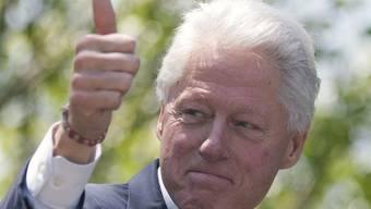 Der ehemalige US-Präsident reist nach Wien (Archiv)