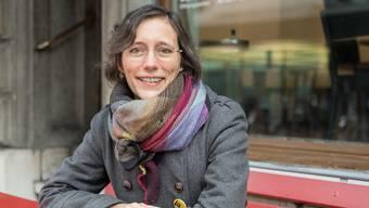 Sie mag Quartiere, in denen auch sozial Schwächere leben: Heidi Mück in der Nähe ihres Büros im Gundeli.