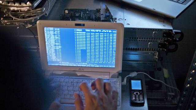 US-Justiz geht gegen mutmassliche Hacker vor (Symbolbild)