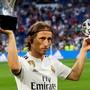 Luka Modric wurde bereits als bester WM-Spieler ausgezeichnet. Jetzt könnte er auch noch zum FIFA-Weltfussballer gewählt werden