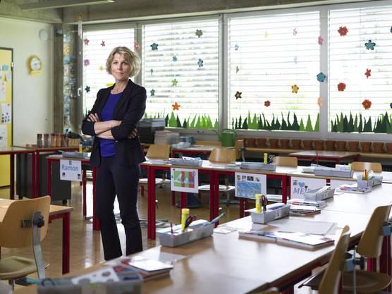 Schlägt einen Kompromiss um 8 Uhr vor: Lehrerpräsidentin Dagmar Rösler.