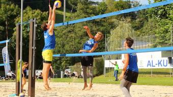 Pünktlich auf die sommerlichen Temperaturen wird mit der AEW Beach Trophy die Beachvolleyball-Saison im Kanton Aargau eingeläutet.
