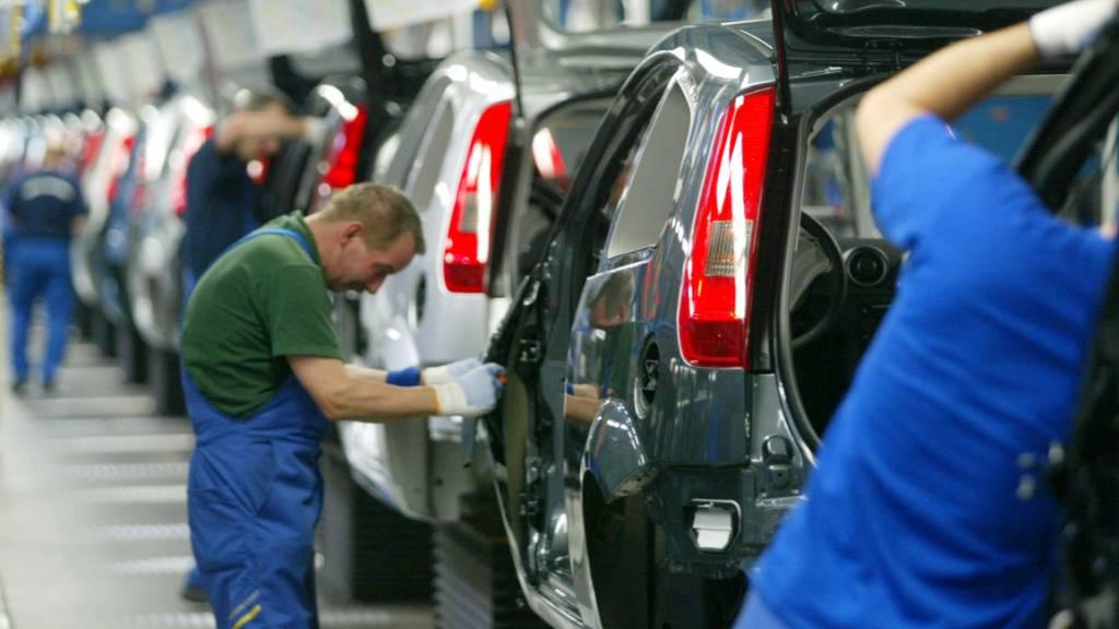 Deutsche Industrie rechnet mit starker globaler Rezession