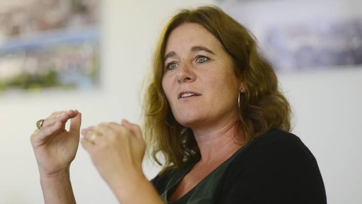 Politisiert mit viel persönlichem Engagement und fordert nun auch von ihren Parteikolleginnen und -kollegen wieder «einen rebellischeren Ton»: SP-Kantonalpräsidentin Franziska Roth.