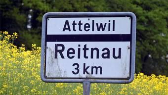 Reitnau und Attelwil wollen fusionieren.