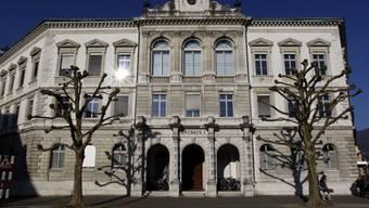 Das Amtshaus von Solothurn, Sitz des Obergerichts (Archiv)