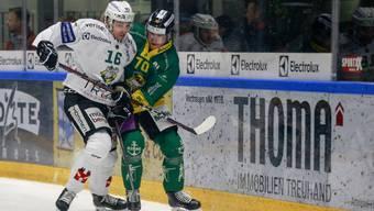 Holt sich der EHC Olten beim HC Thurgau den 8. Sieg in Serie?
