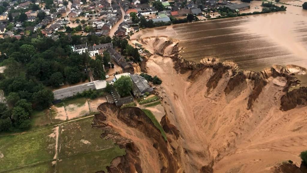 Hochwassersituation: In der Region bleibt die Lage angespannt, in Deutschland ist es dramatisch