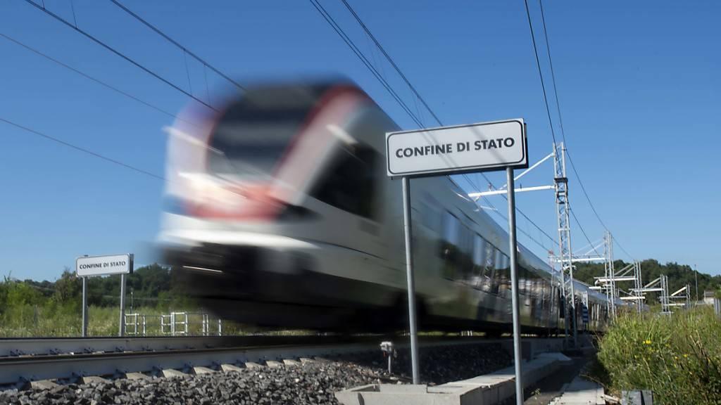 Wegen später gelieferter Züge für die Tilo-Flotte und dem Verzug auf zwei Ceneri-Nebenbaustellen kann der neue Fahrplan im Tessin erst im April 2021 umgesetzt werden.
