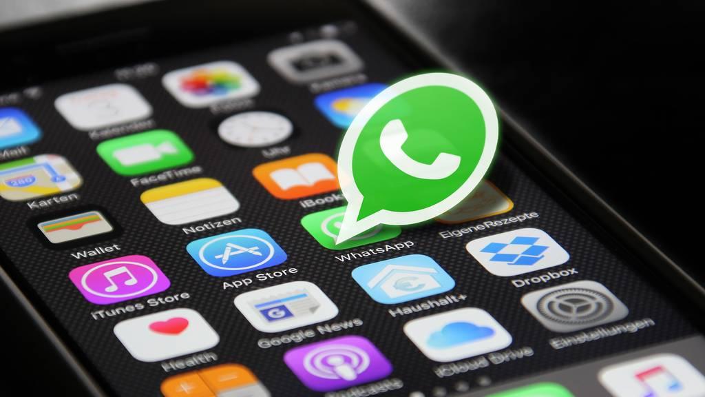 Update bei WhatsApp - Löschfunktion!