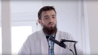 Kopie von Imam Ardian Elezi und Moschee Peace & Blessing