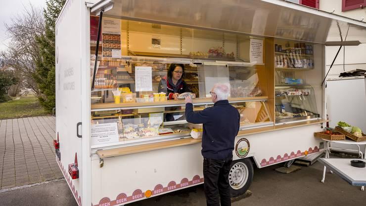 Die Bäckerei Ziegler stellt in Seltisberg den Betrieb ihres Verkaufswagens ein.