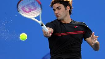 Roger Federer gegen Dawydenko ohne Probleme