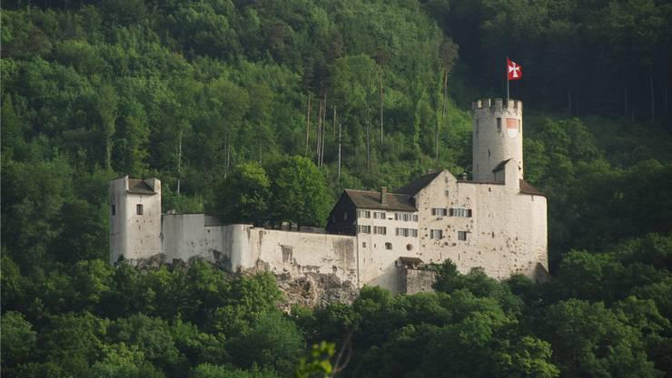 Die um 1280 erbaute Neu-Bechburg öffnet ihre Tore.