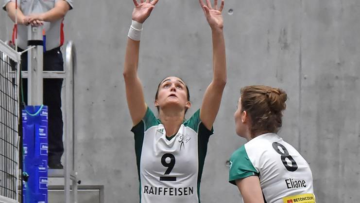 Mit einem neuen Trainer wollen die Frauen von Volley Schönenwerd in der NLB erneut überzeugen.
