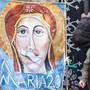Maria wird der Mund verboten: Kirchenfrauen kämpfen für ihre Rechte.