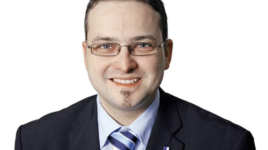 Thomas Schärli als SVP-Kandidat nominiert