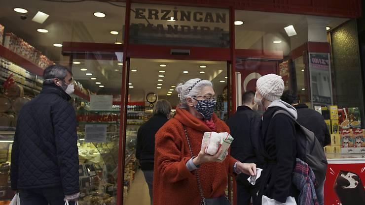 In der Türkei werden die Massnahmen nun verschärft. (Symbolbild)