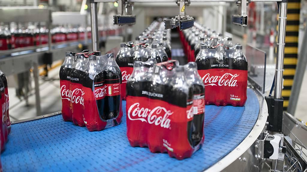 Coca Cola baut in der Schweiz bis zu 120 Stellen ab