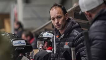 Raphael Zahner kann zufrieden sein mit der Leistung seiner Mannschaft.