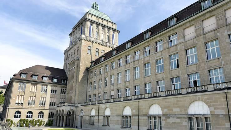 Die Zürcher Hochschulen (im Bild die Universität Zürich) begrüssen die Bemühungen des Bundesrates
