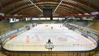 Kunsteisbahn Eisbahn Eishalle Kleinholz