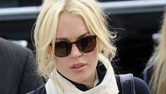 Partynudel Lindsay Lohan (Archiv)