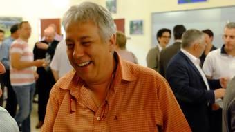 Der frisch gebackene Menziker Gemeinderat Res Mäder wurde in den Vorstand gewählt.