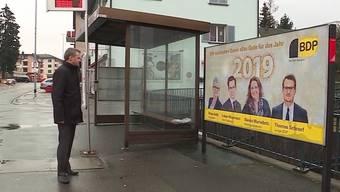 Verfrühter Wahlkampfstart? Tele M1 ging den Kampagnen von BDP und GLP auf den Grund.