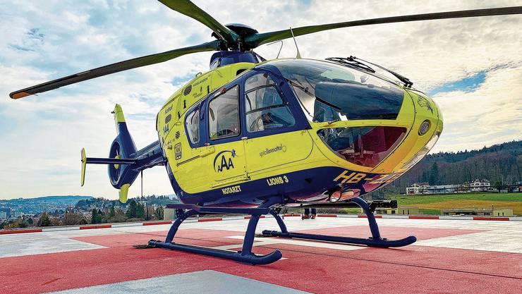 Ein Rettungshelikopter würde die gute rettungsdienstliche Versorgung im Limmattal weiter verbessern, glaubt das Limmi.