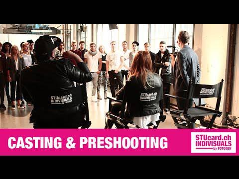 STU-Card-Contest: Das Casting