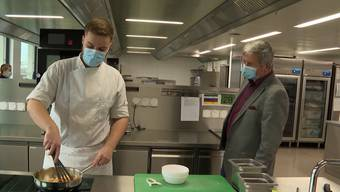 Thumb for 'Kochlehrlingen fehlt wegen Corona die Praxis'