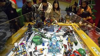 Lego City und Lego Technic sind Klassiker: Der dänische Spielzeughersteller hat sich 2018 wieder gefangen und etwa im wichtigen Markt China zweistelliges Wachstum verzeichnet. (Archivbild)